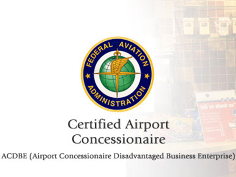 Certified Airport Concessionaire – Black Dog Food Service